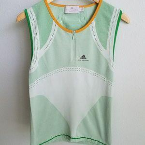 Adidas by Stella McCartney athletic top SZ L